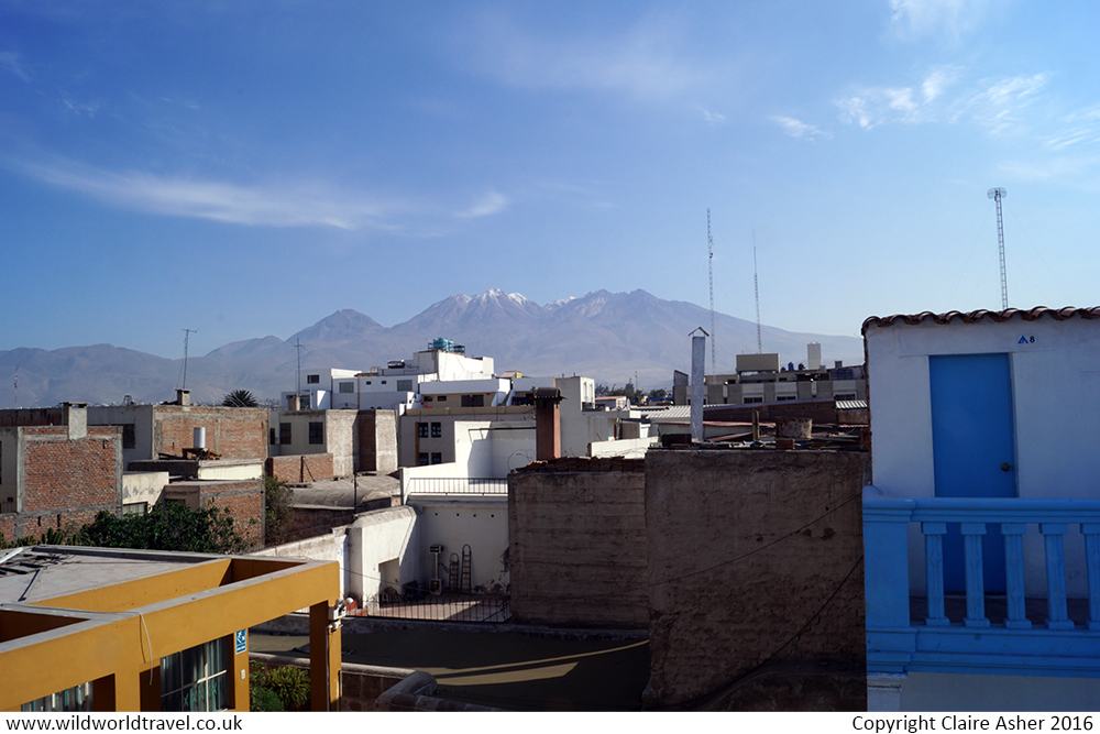 The Volcanic City of Arequipa